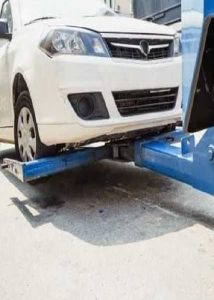 Wheel Lift Towing - light duty towing