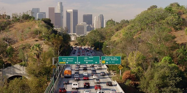 Los Angeles - Towing Service Areas